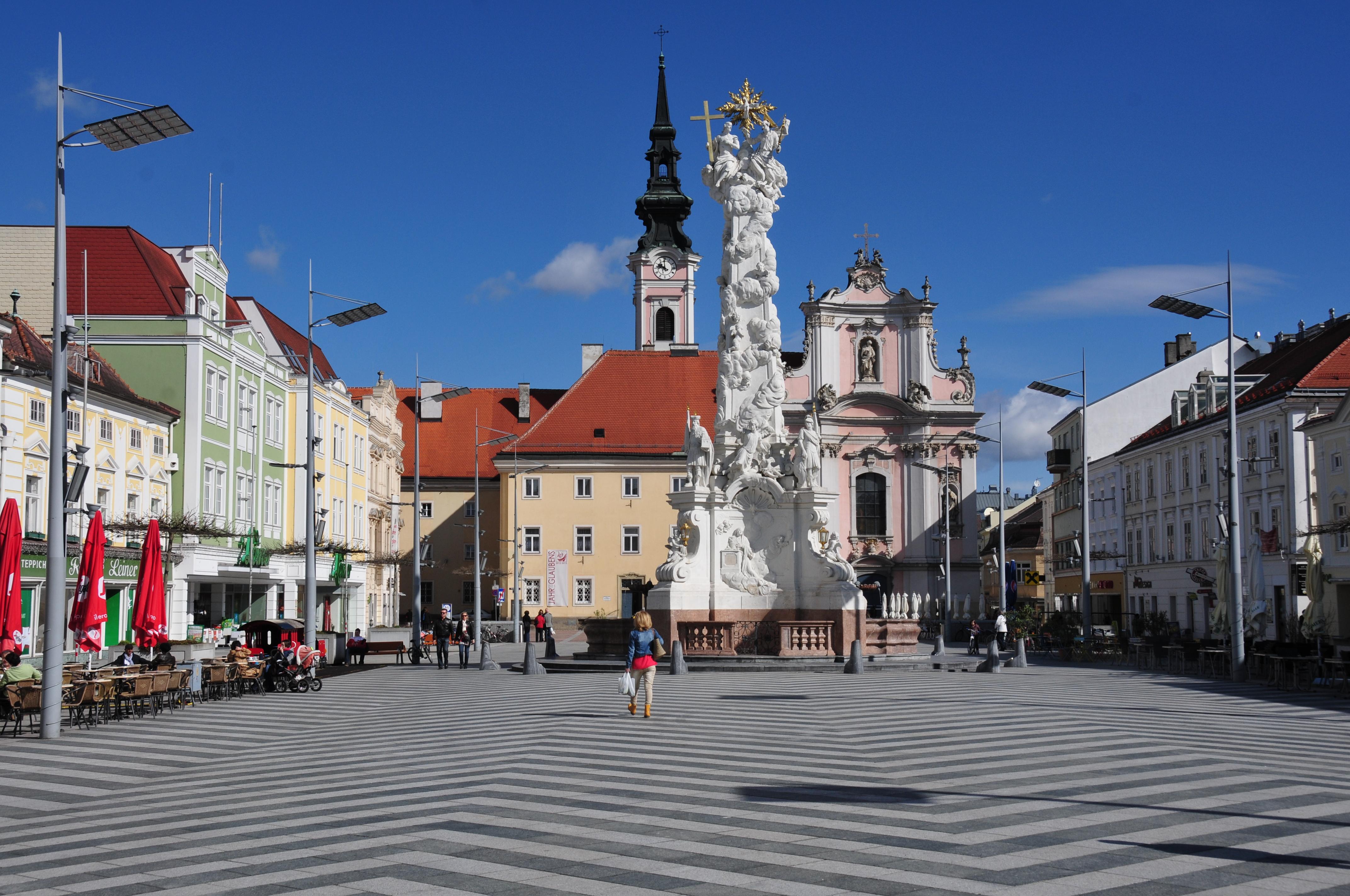 Sankt Polten Austria  City pictures : sankt polten, Niederosterreich, Austria What happens in sankt polten ...