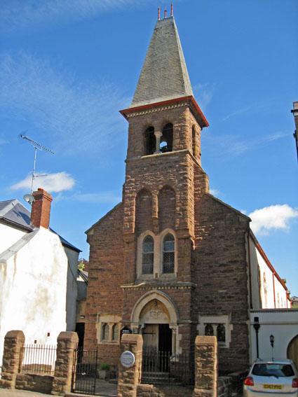 सेंट मैरी रोमन कैथोलिक चर्च