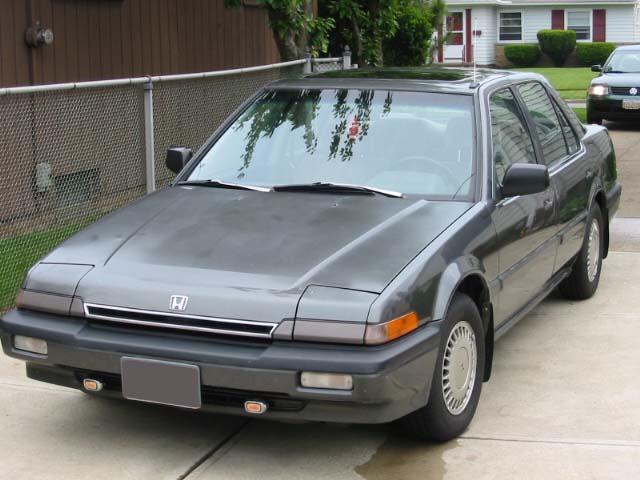 File 1987 Honda Accord Lx I Sedan 01 Jpg Wikimedia Commons