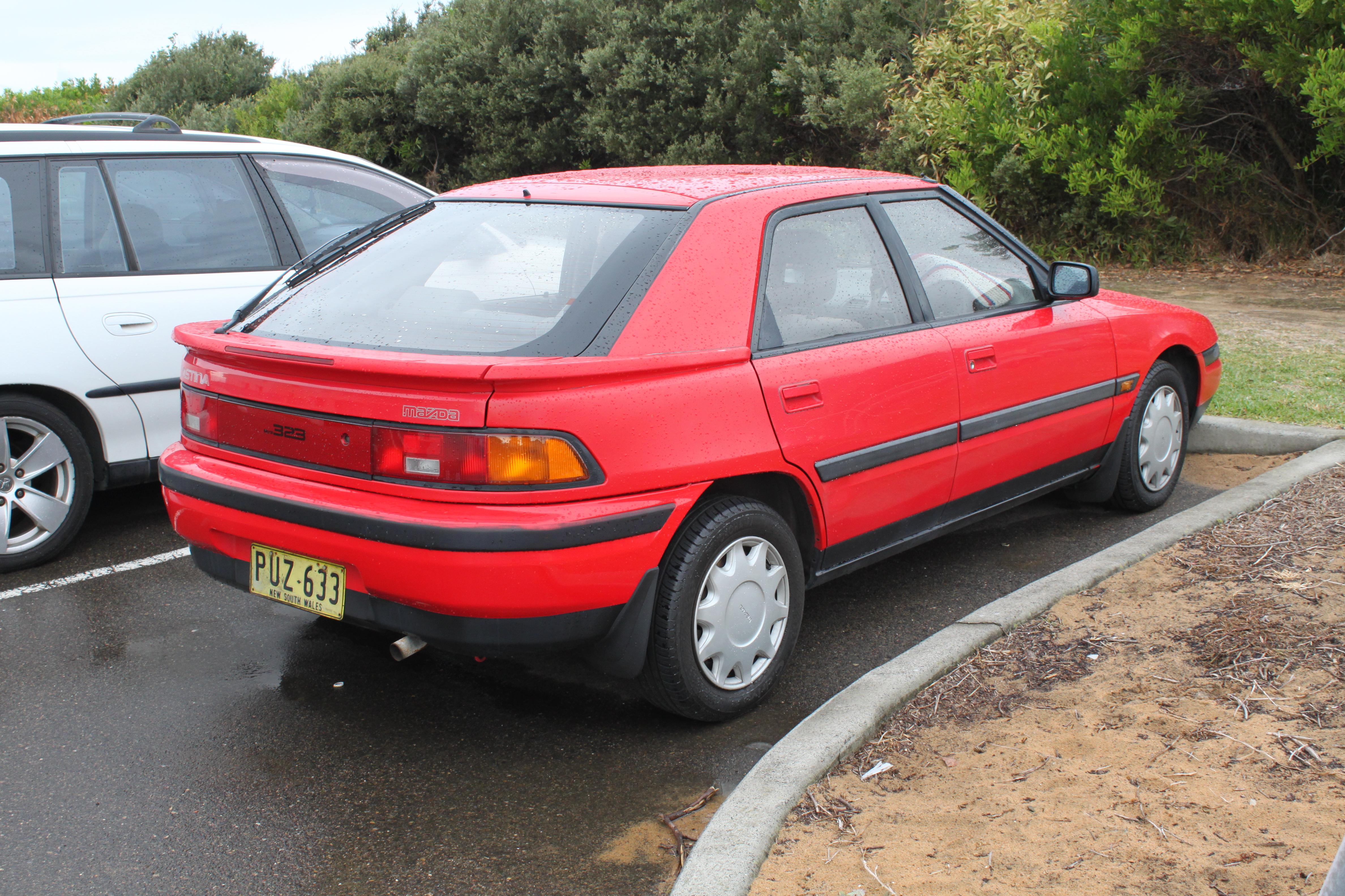 File 1990 Mazda 323 Bg Astina 5 Door Hatchback 27802134916 Jpg