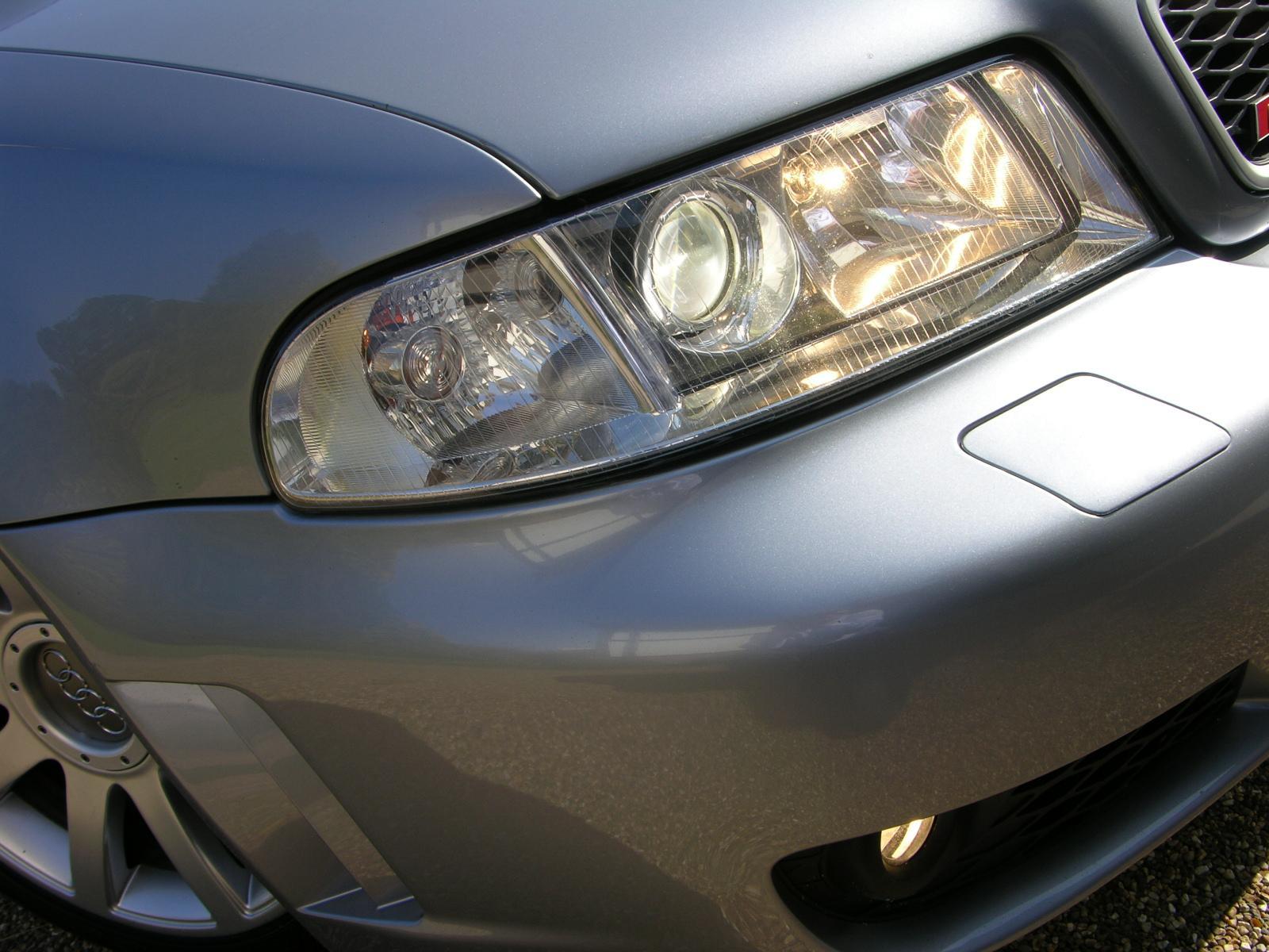 Audi Rs4 2001 Audi Avant