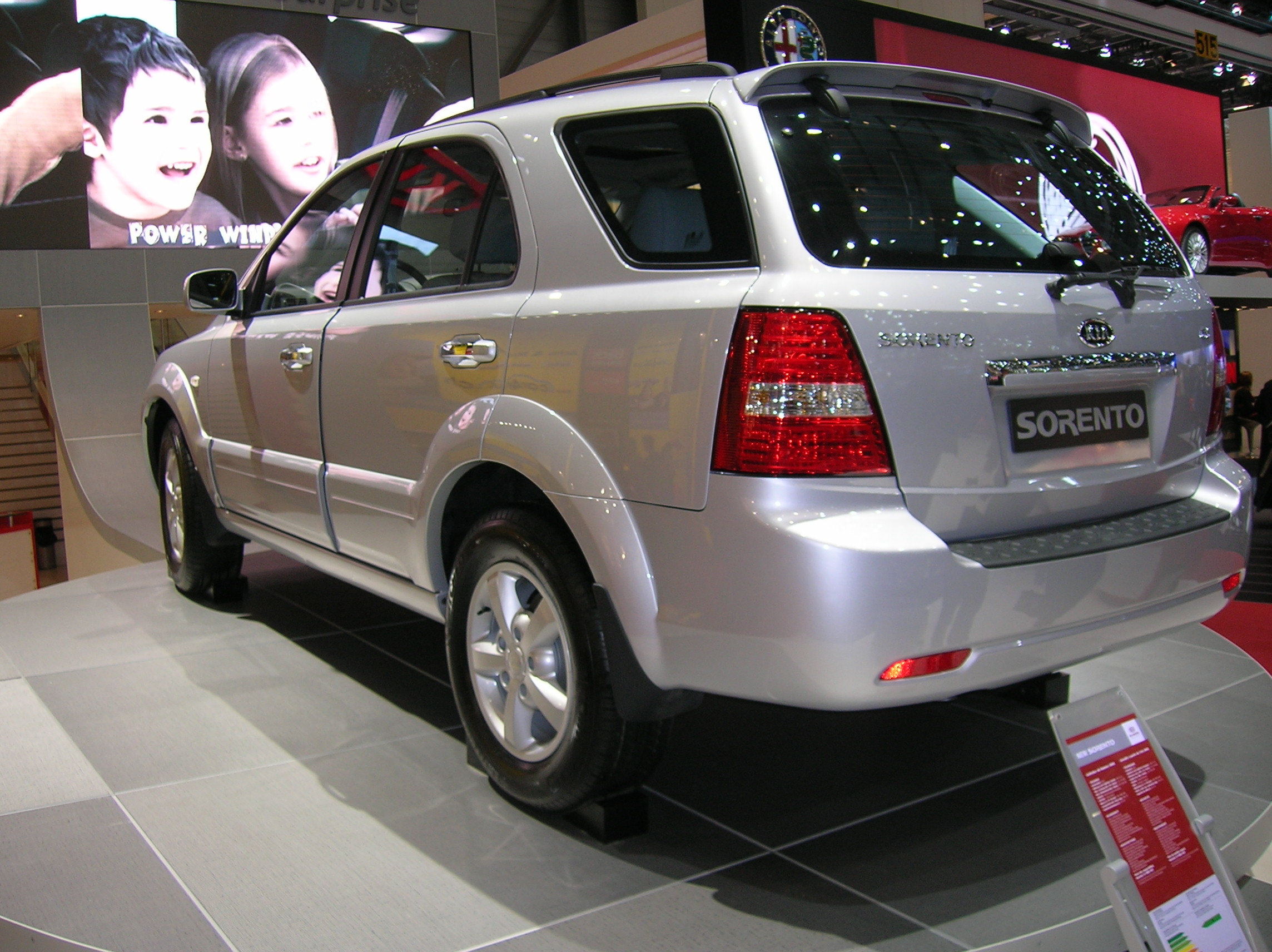 File 2006 sag kia sorento 03 jpg wikimedia commons for Kia motor finance physical payoff address