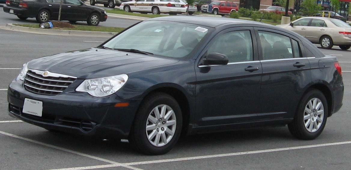 Photo Collection 07 Chrysler Sebring