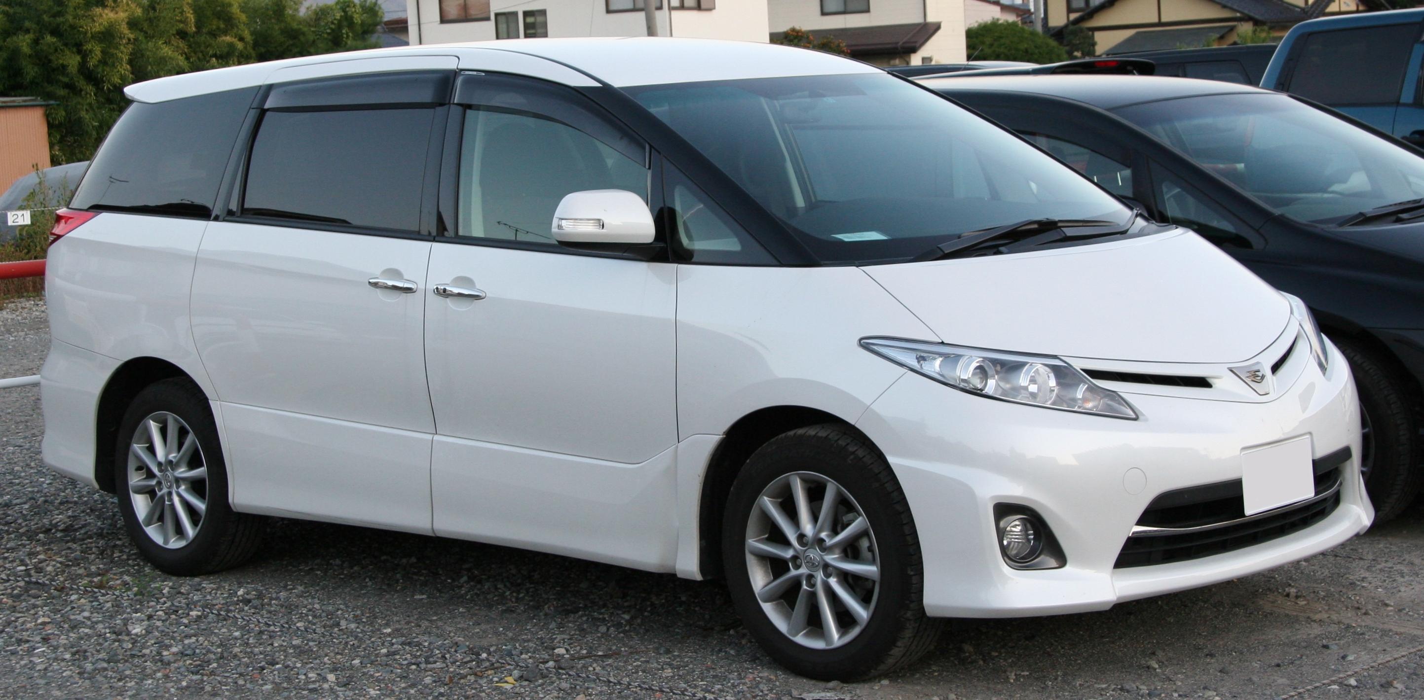 Toyota Estima New Car Price In Malaysia