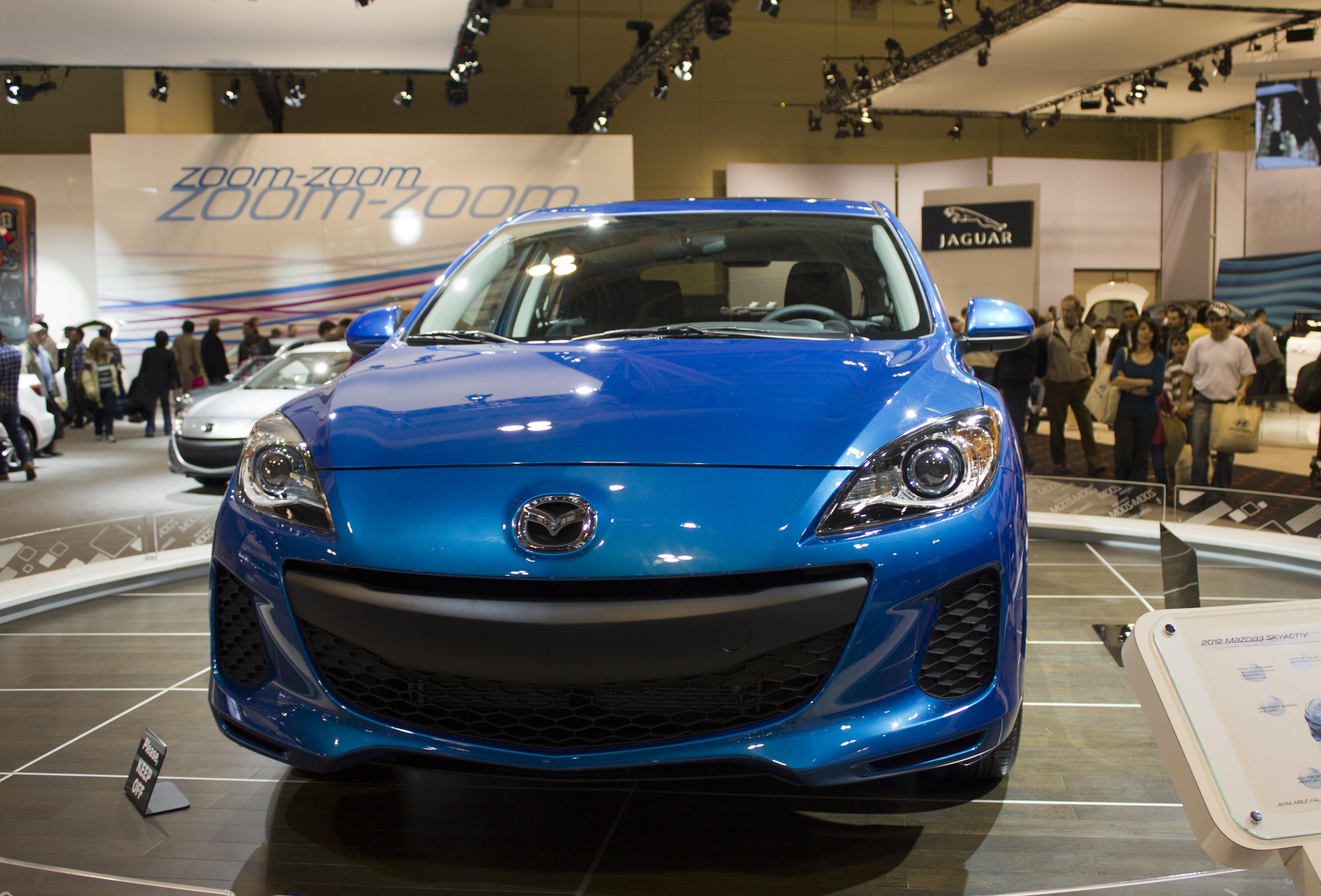 2012 Mazda 3 SKYACTIV