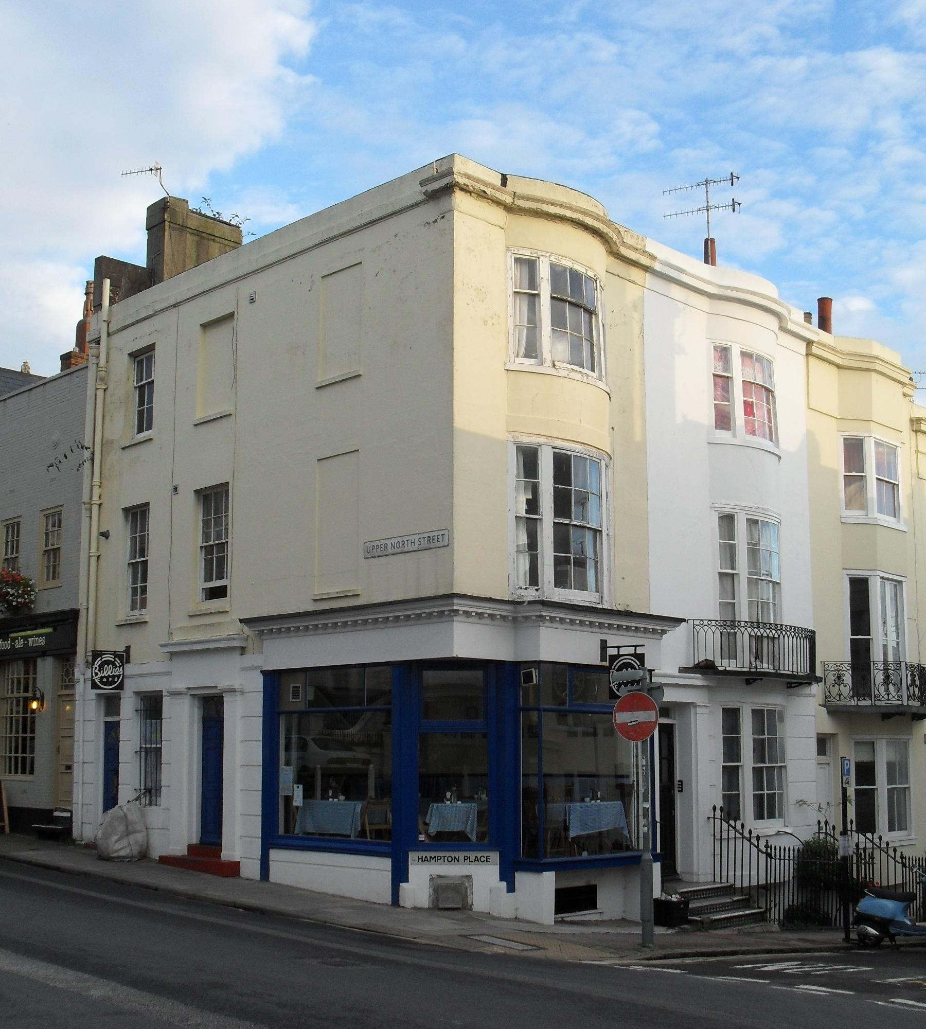File:32 And 34 Hampton Place, Brighton (IoE Code 481966