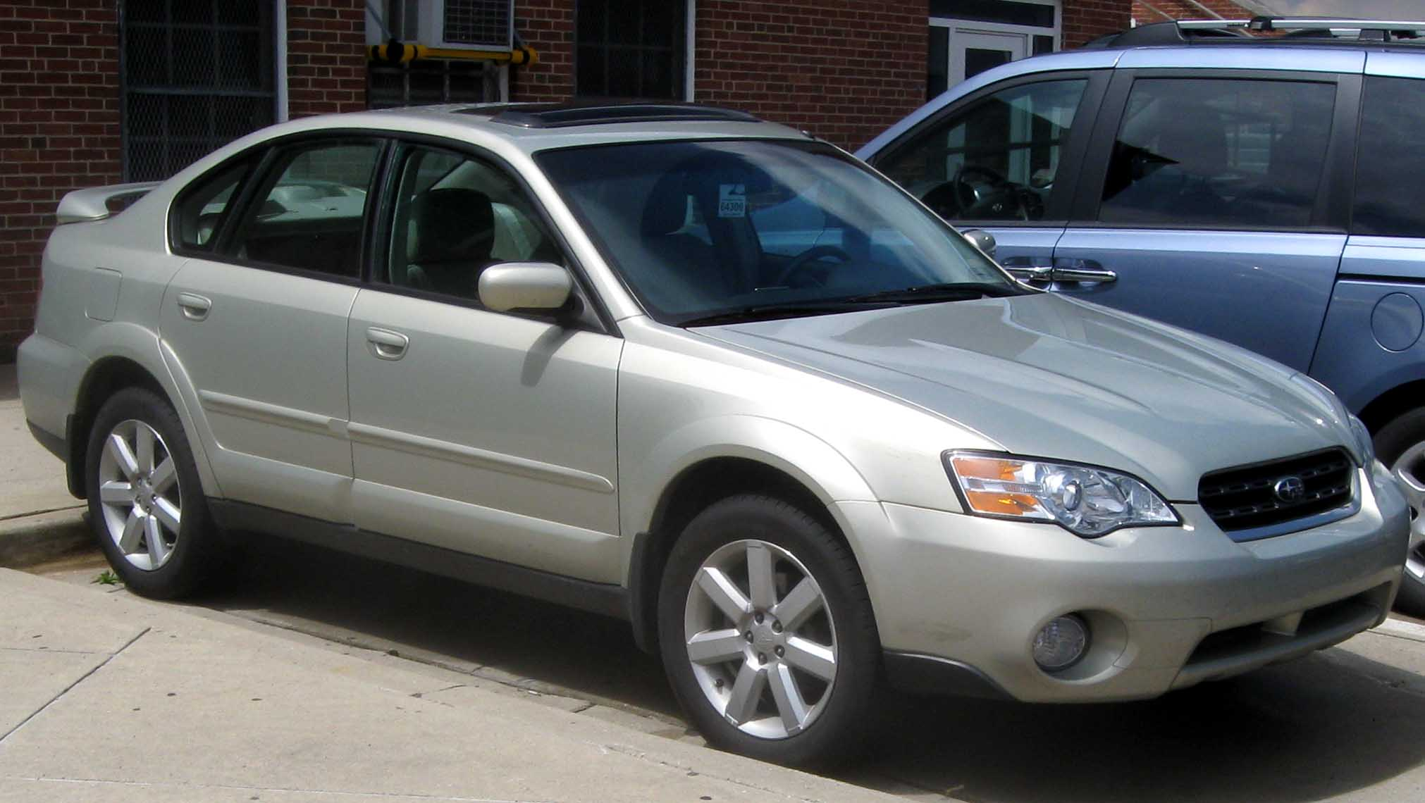 Subaru Outback Limited Sedan