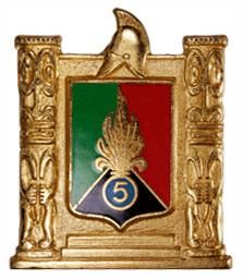 5e régiment étranger d'infanterie 5%C2%B0_RE