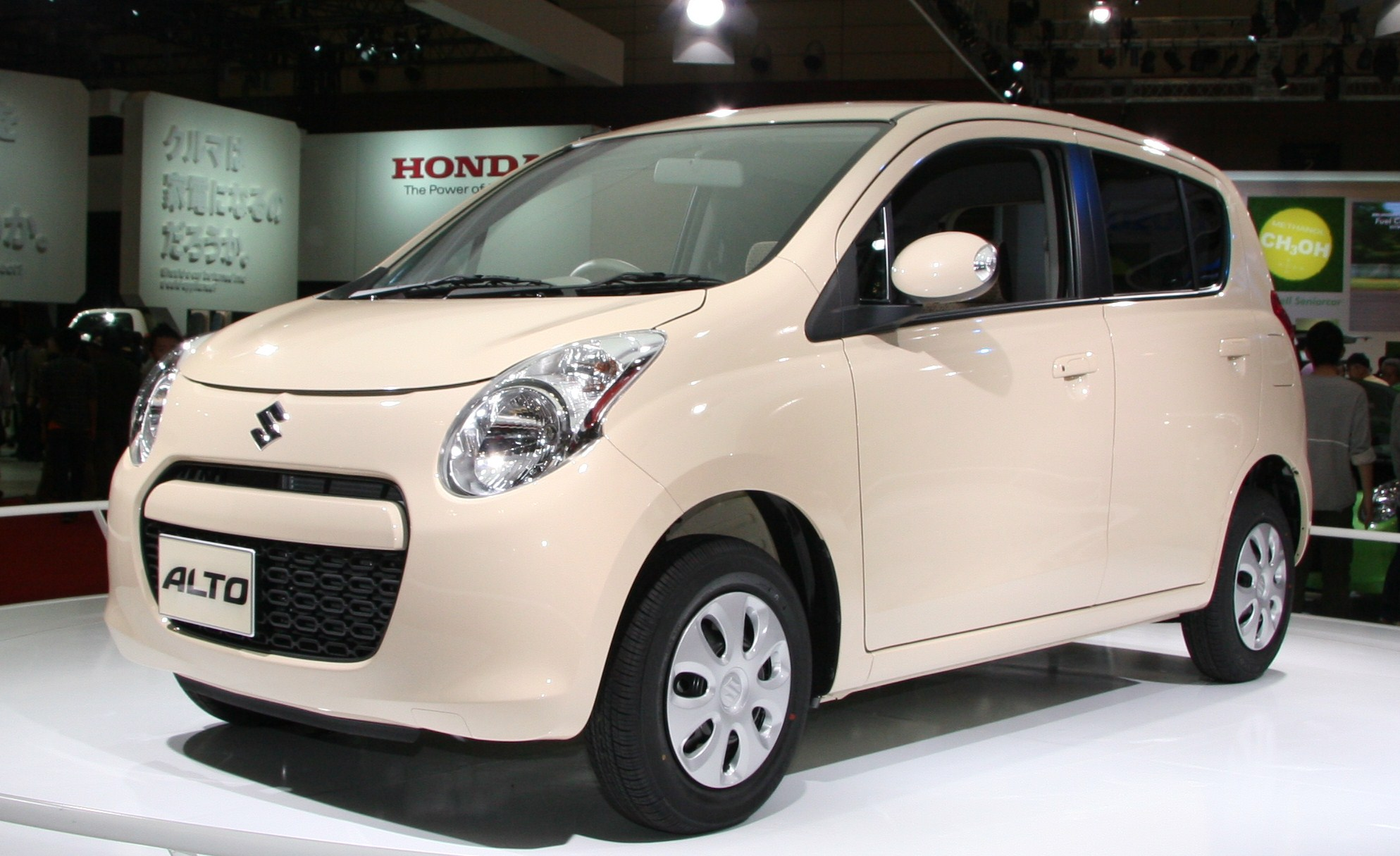 Swift 2016 Price In Pakistan >> File:7th generation Suzuki Alto.jpg - Wikimedia Commons