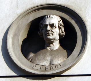 Pietro verri wikiquote for Via pietro mascagni 8 milano