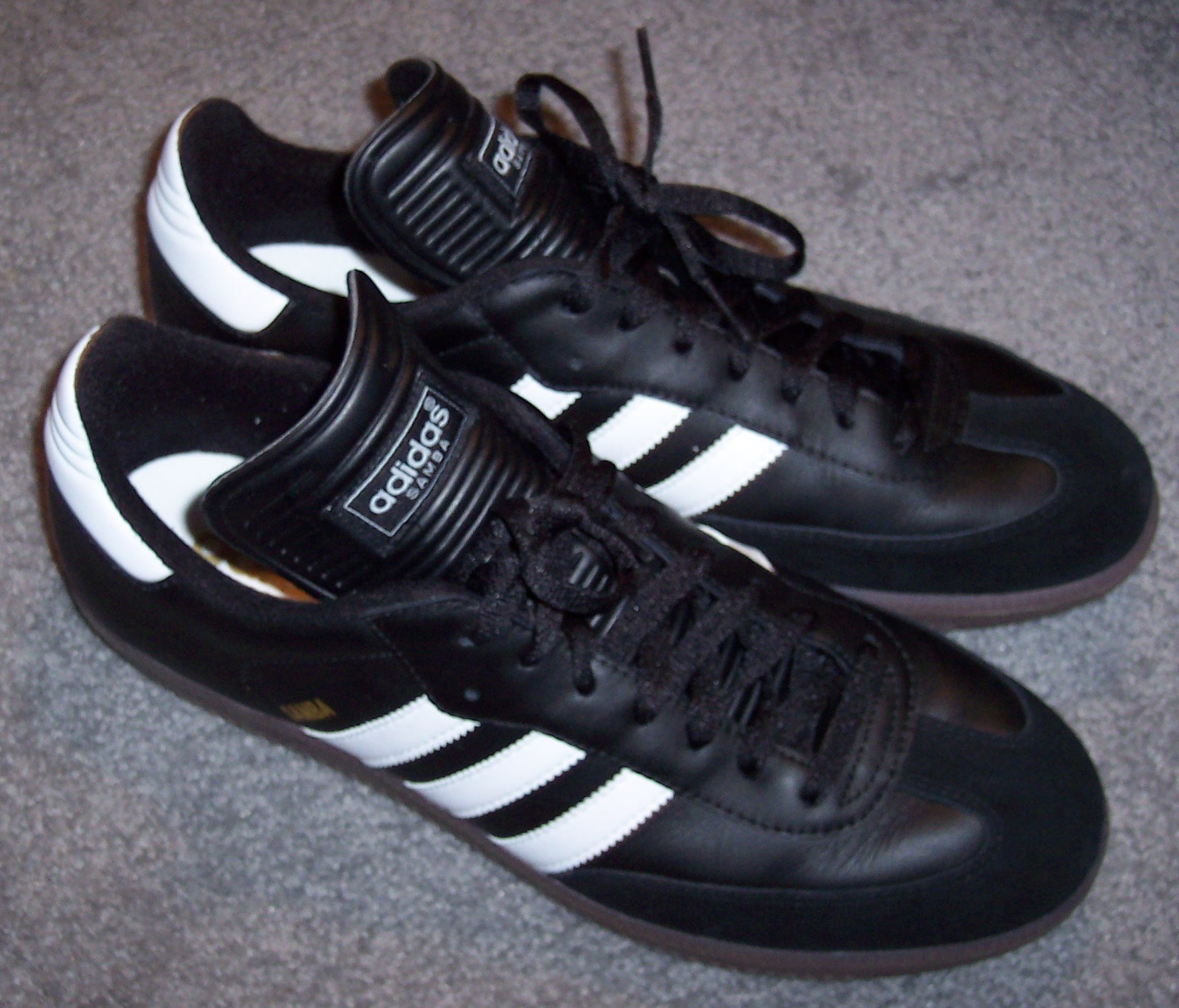 File:Adidas Samba sneakers, Originals branch.JPG
