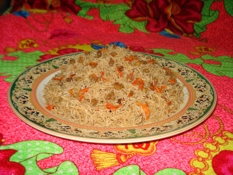 Kabuli Pulao Recipe  Delicious Afghan Food