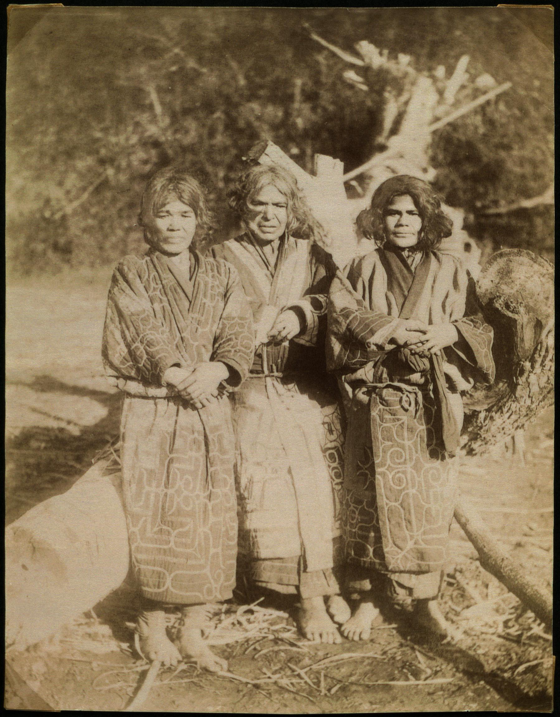 a look at the native people of japan the ainu Forging an ethnic and cultural identity in modern day japan is harder than one might think - especially for the native ainu, or the people that lived in japa.