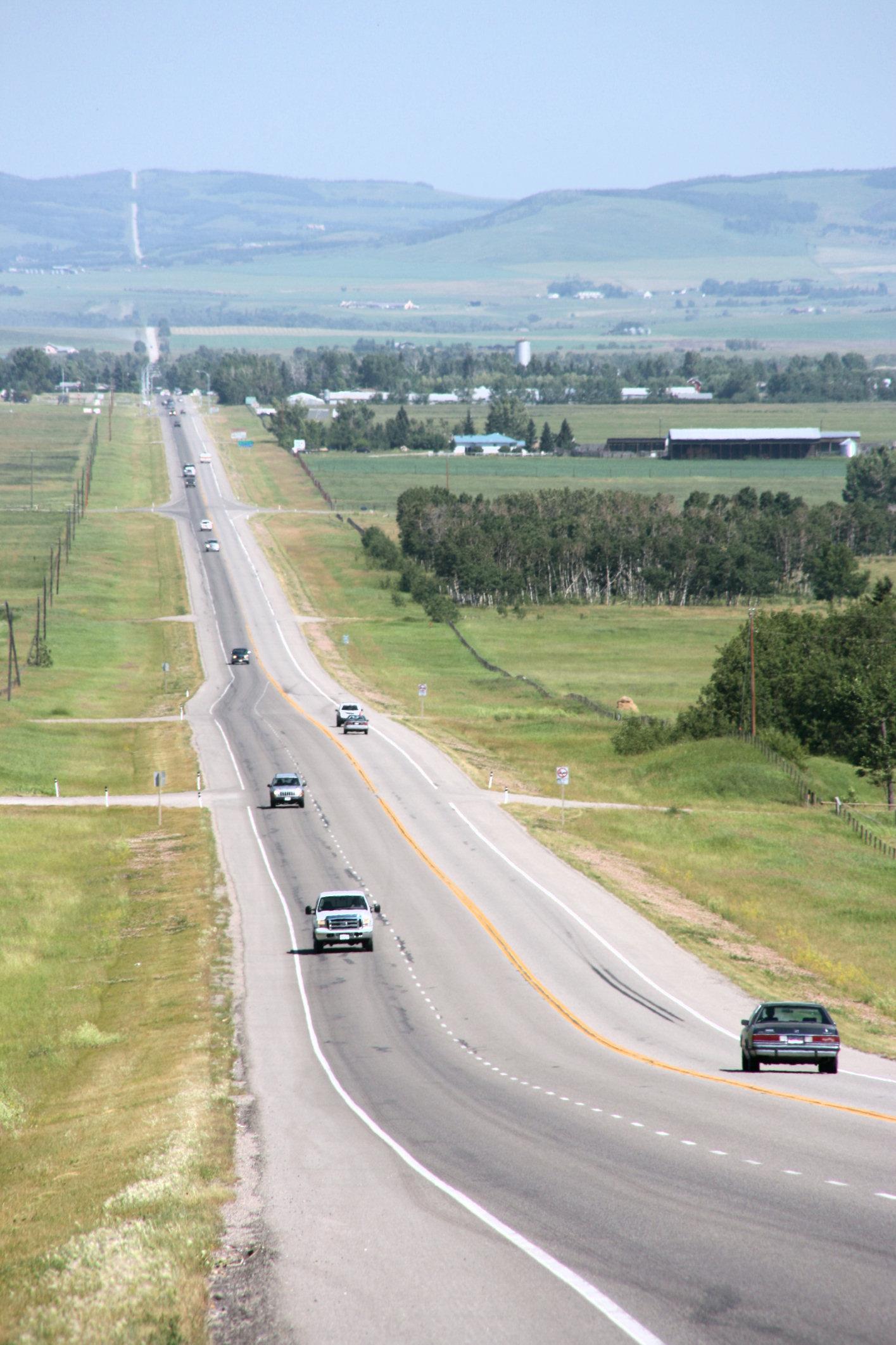Alberta Highway 64