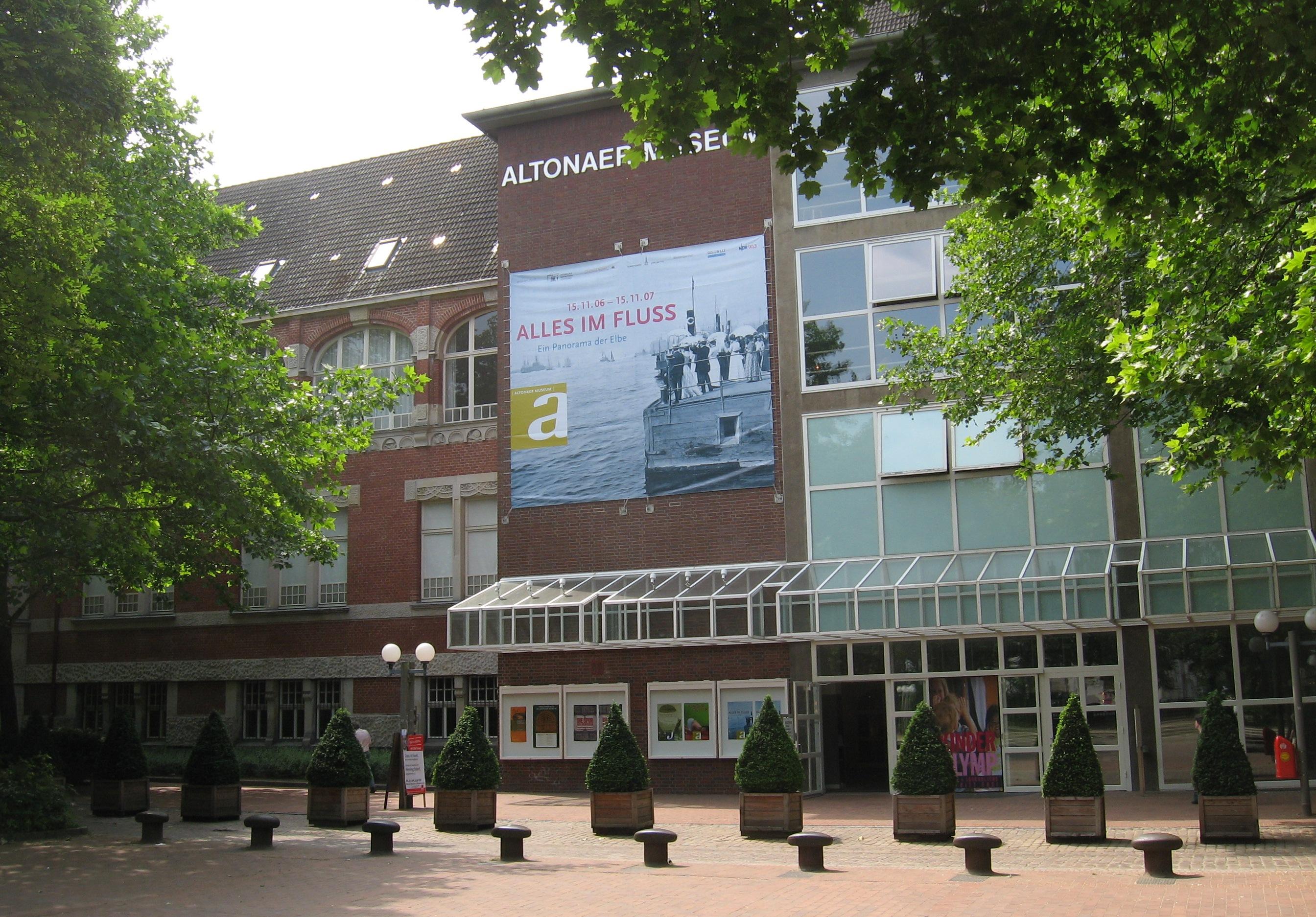 hamburg altona museum. Black Bedroom Furniture Sets. Home Design Ideas