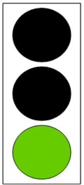 Ampel Grün