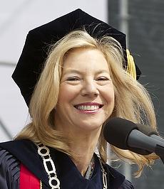 Amy Gutmann American academic (born 1949)
