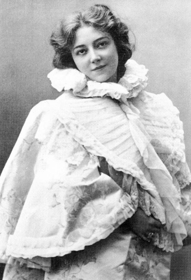 Photo of Anna Held