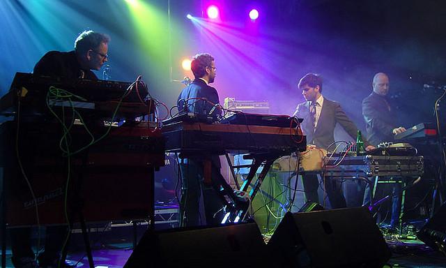 Apparat Organ Quartet | Crunchy Frog