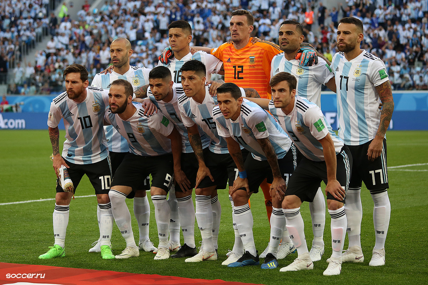 Argentina at the FIFA World Cup - Wikipedia d2acf329a
