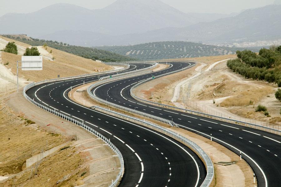 Autovia olivar-ingeniería de caminos