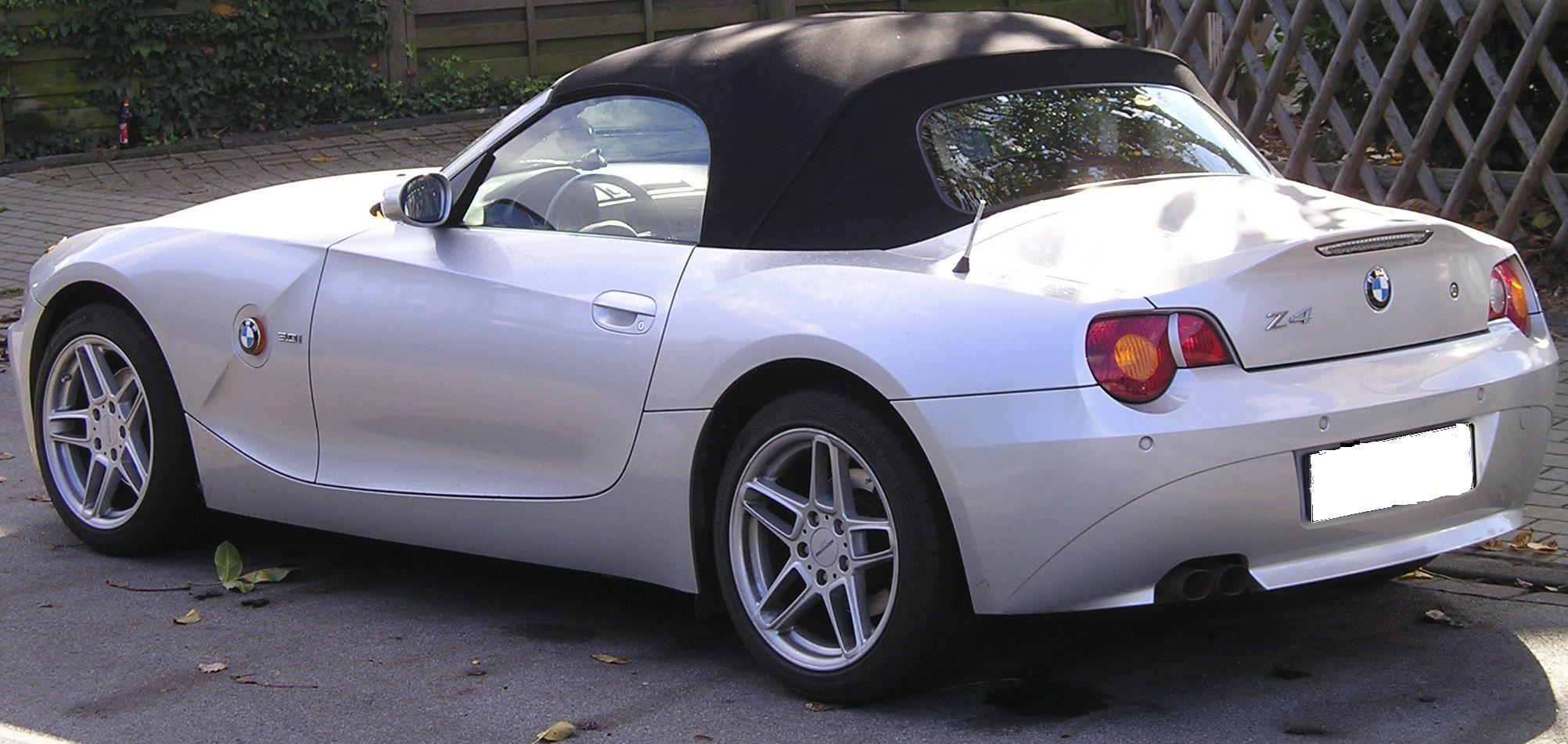 file:bmw z4 back extract - wikimedia commons