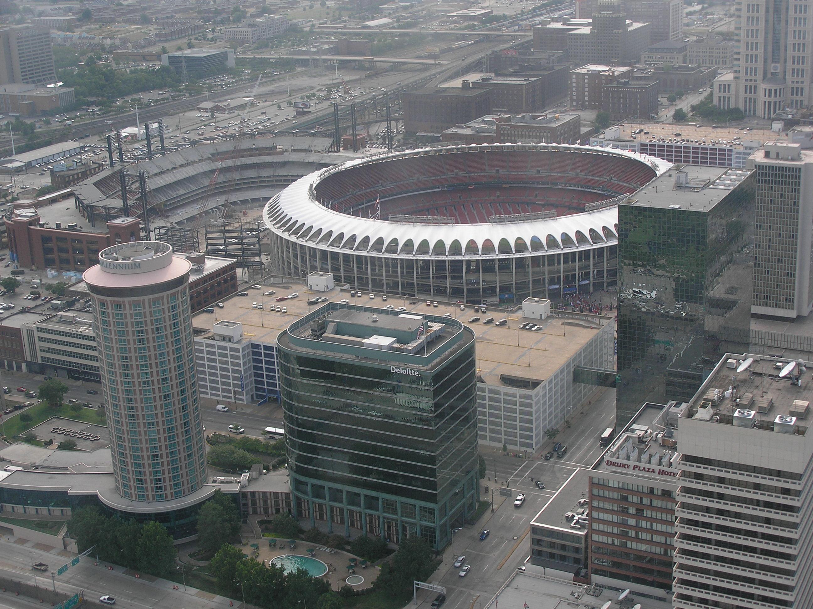 File Busch Stadium New Construction Jpg Wikimedia Commons