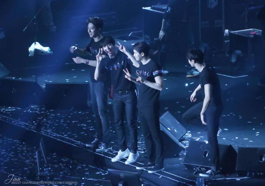 Picture of a band or musician: Cn Blue