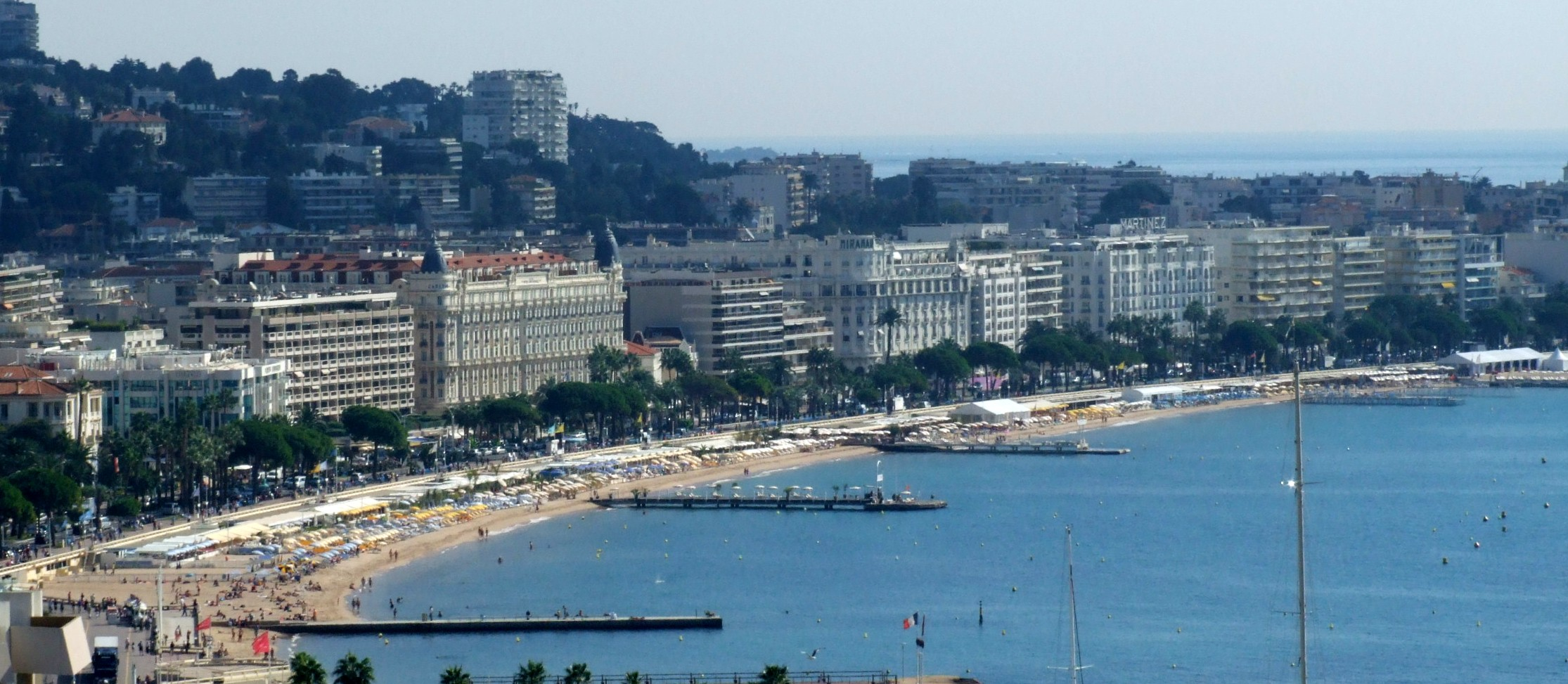 La Croisette Cannes France