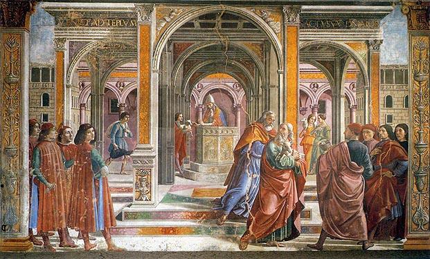 File:Cappella tornabuoni, 01, gioacchino cacciato dal tempio.jpg