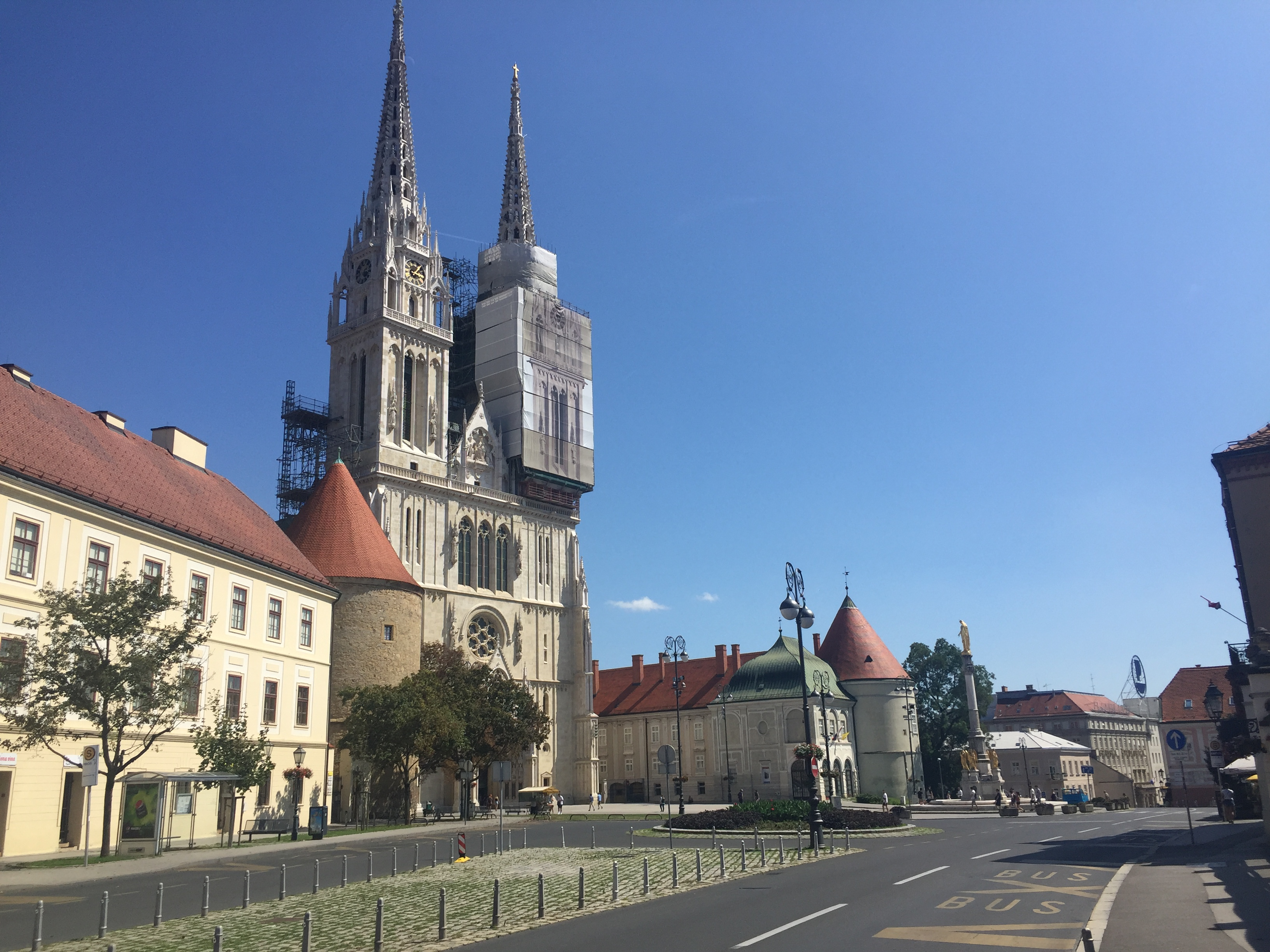 Zagreb Cathedral Wikipedia