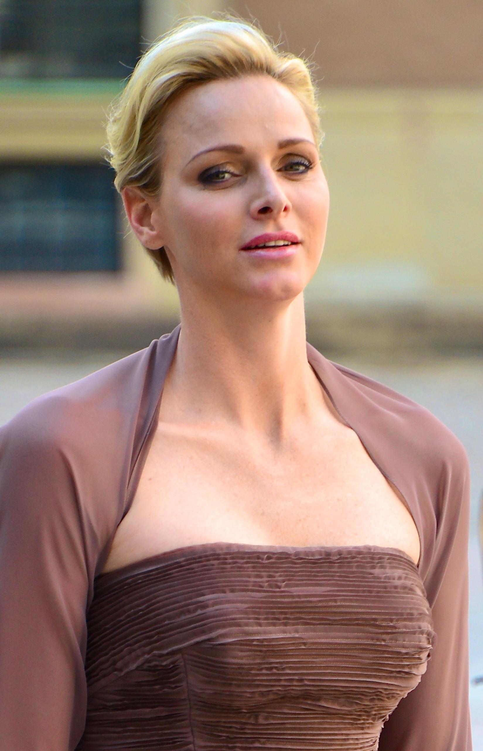 Charlene: Princess of Monaco