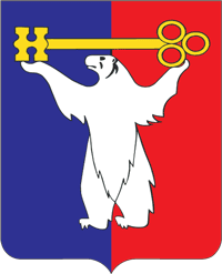 Coat of Arms of Norilsk (Krasnoyarsk kray)