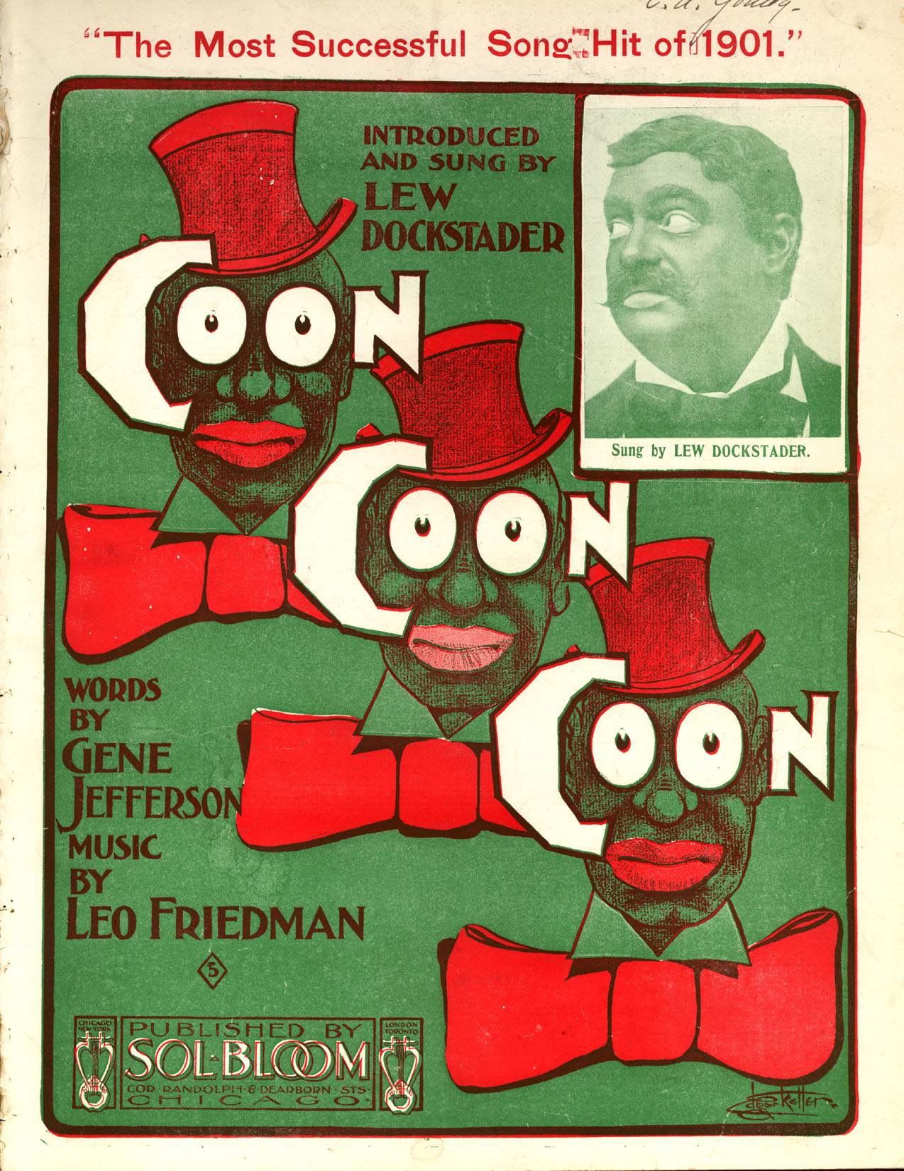 Coon song - Wikipedia