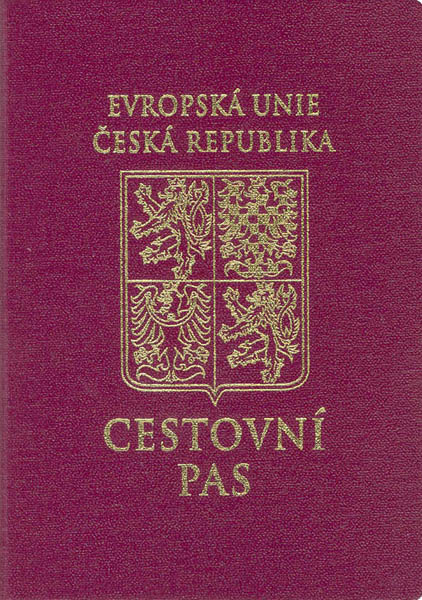 File Czech Passport 2005 Mrz Cover Jpg Wikimedia Commons