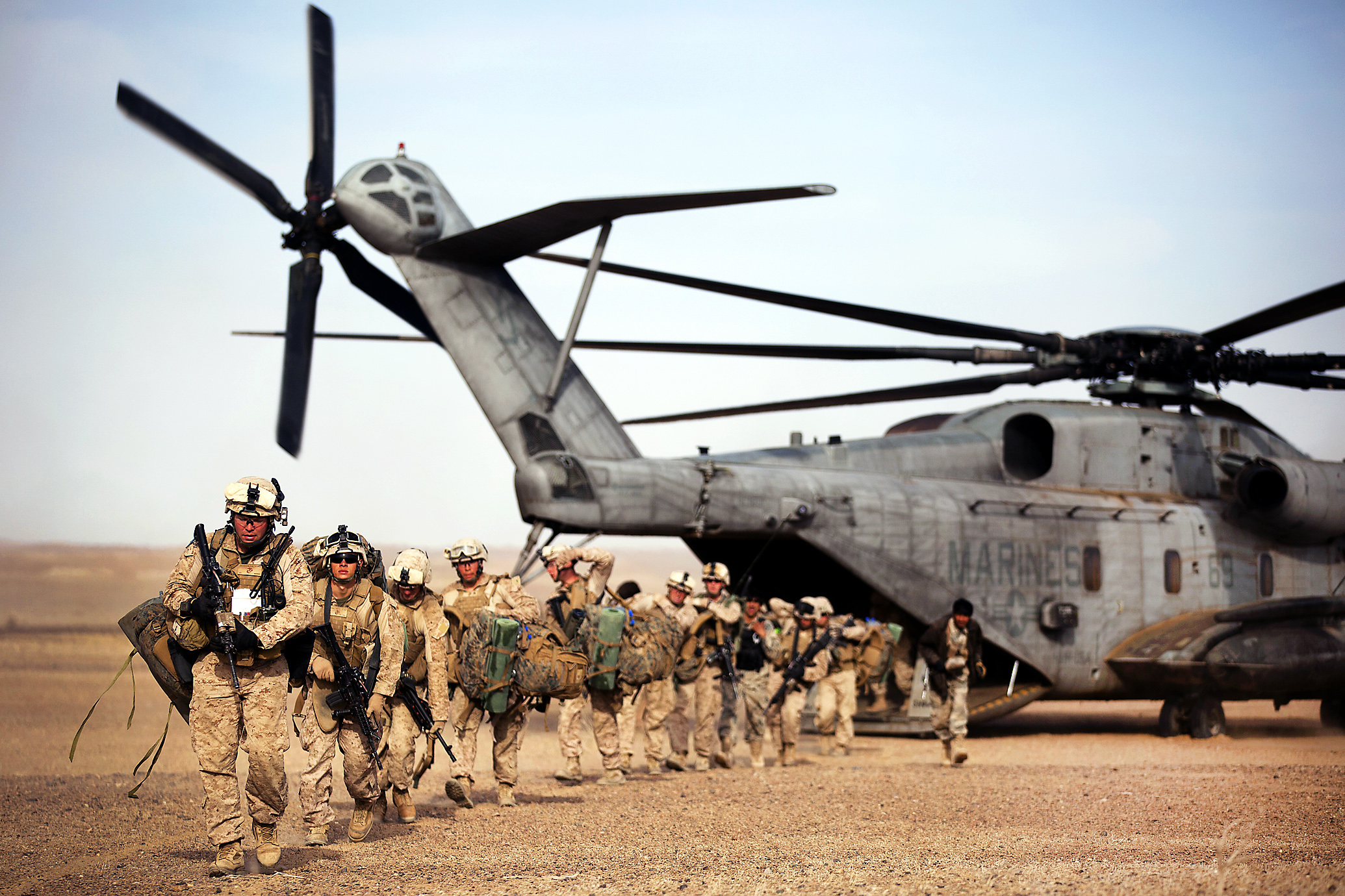Image result for marines on the border