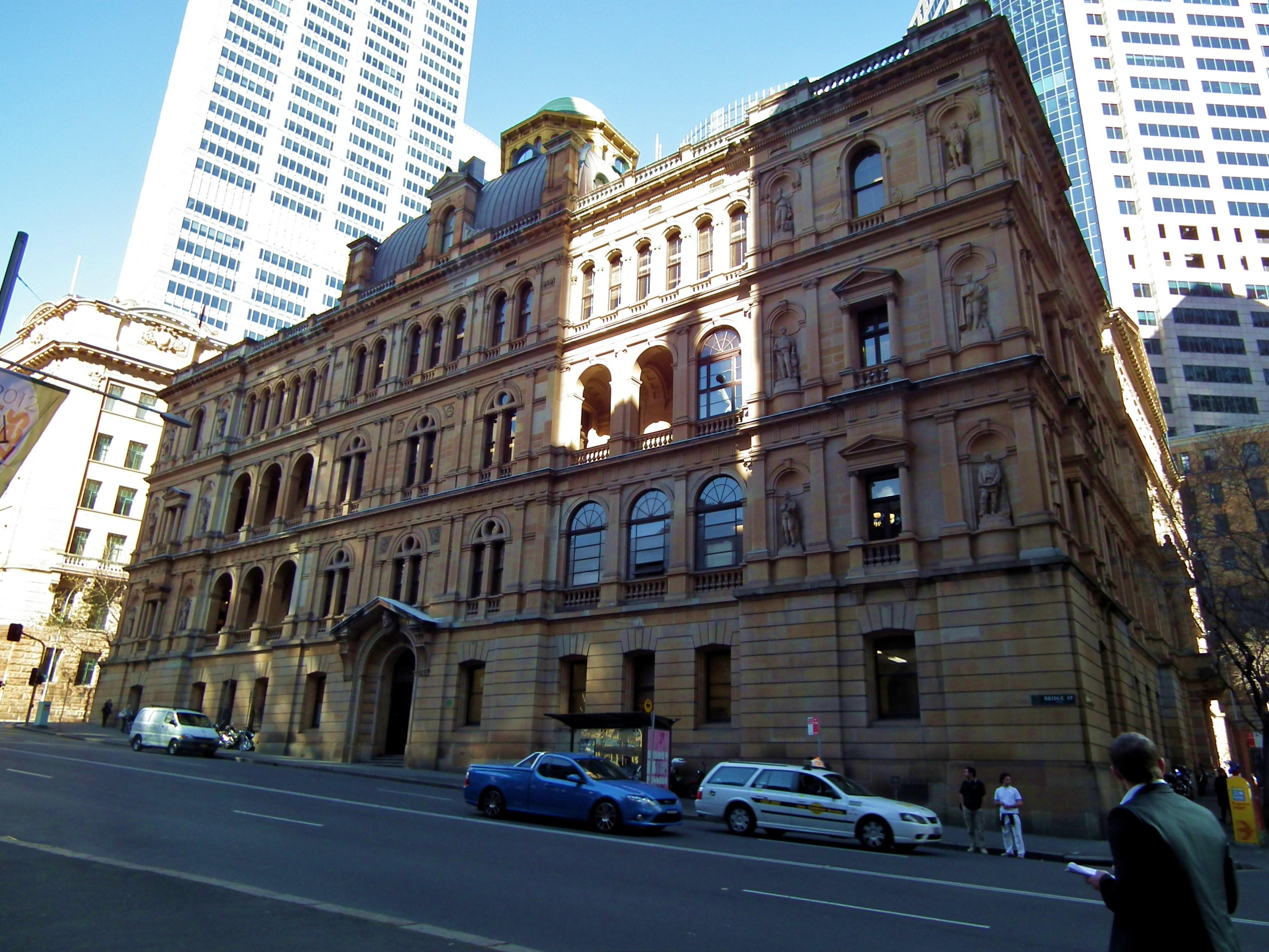File:Department of Lands Building - Sydney, NSW ...