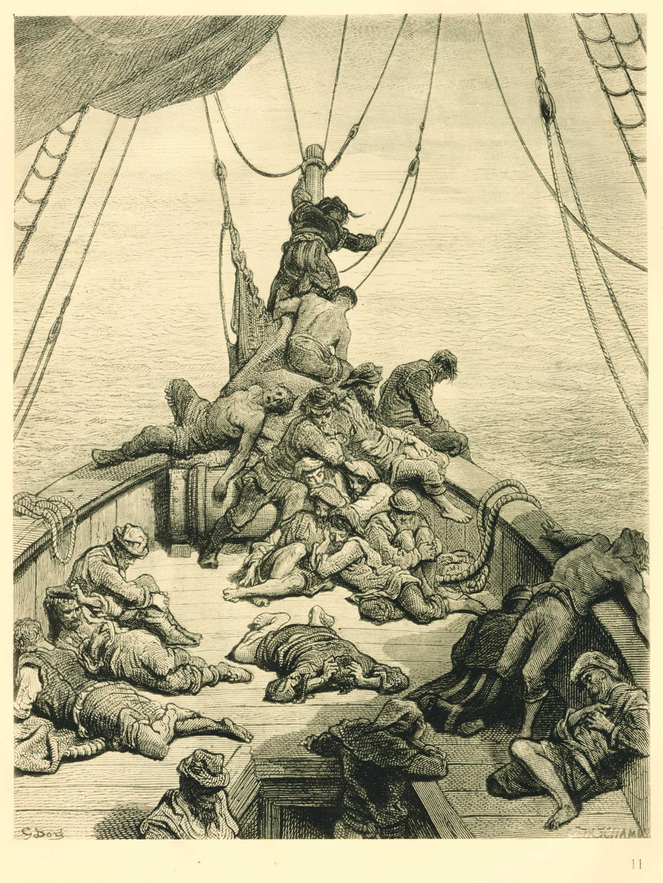 The rime of the ancient mariner literawiki fandom powered by wikia part ii biocorpaavc Images