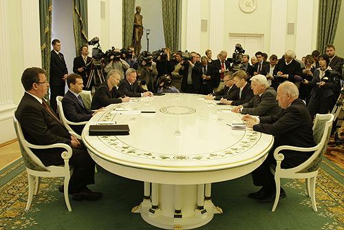 Переговоры Википедия dmitry medvedev 14 2008 2 jpg Переговоры