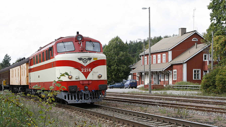 lohjan rautatieasema