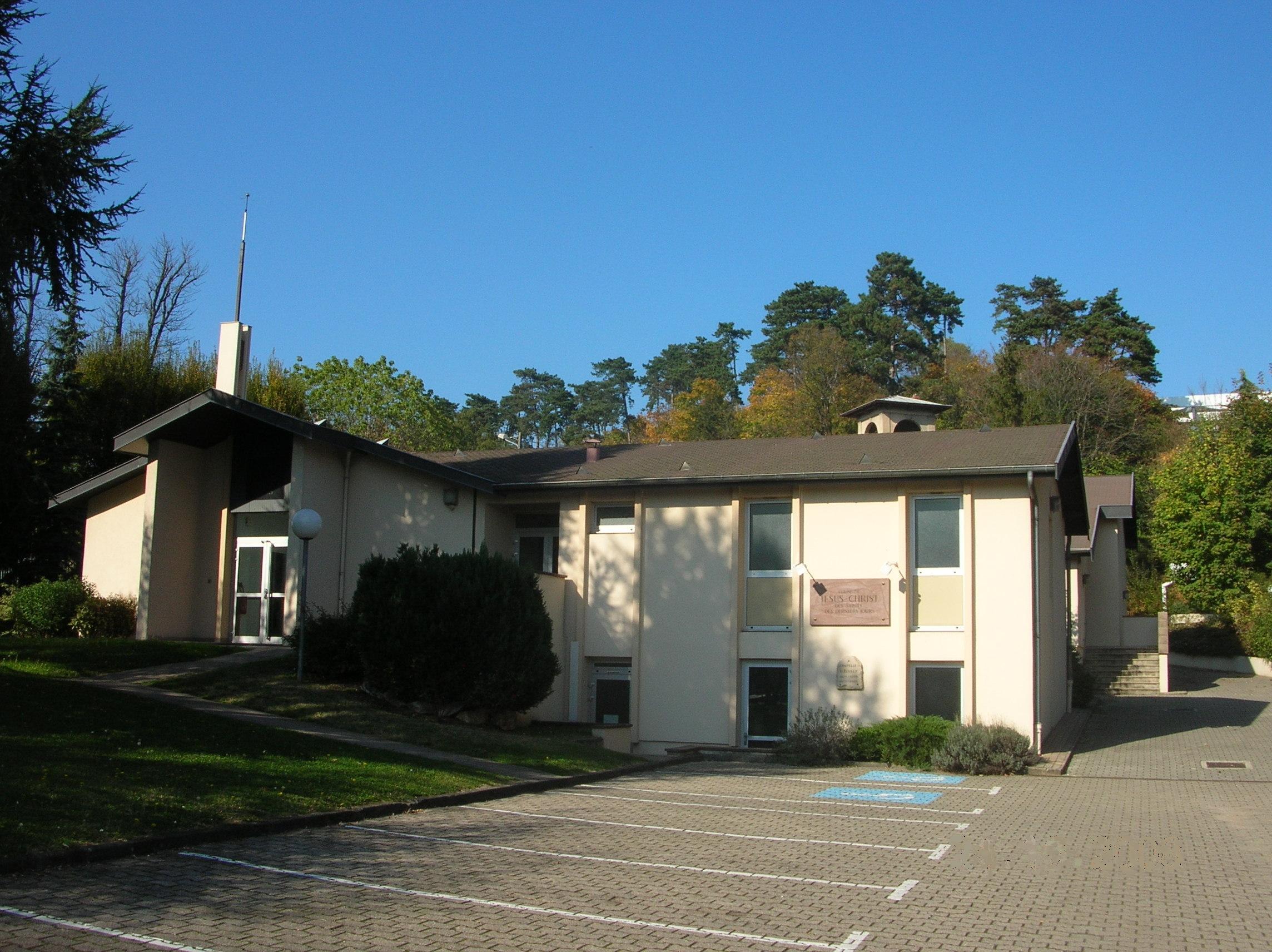 ecully maison de la rencontre