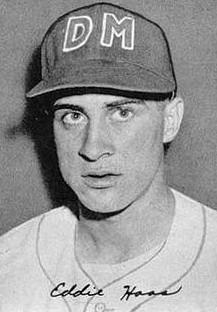 Eddie Haas American baseball player, coach, manager
