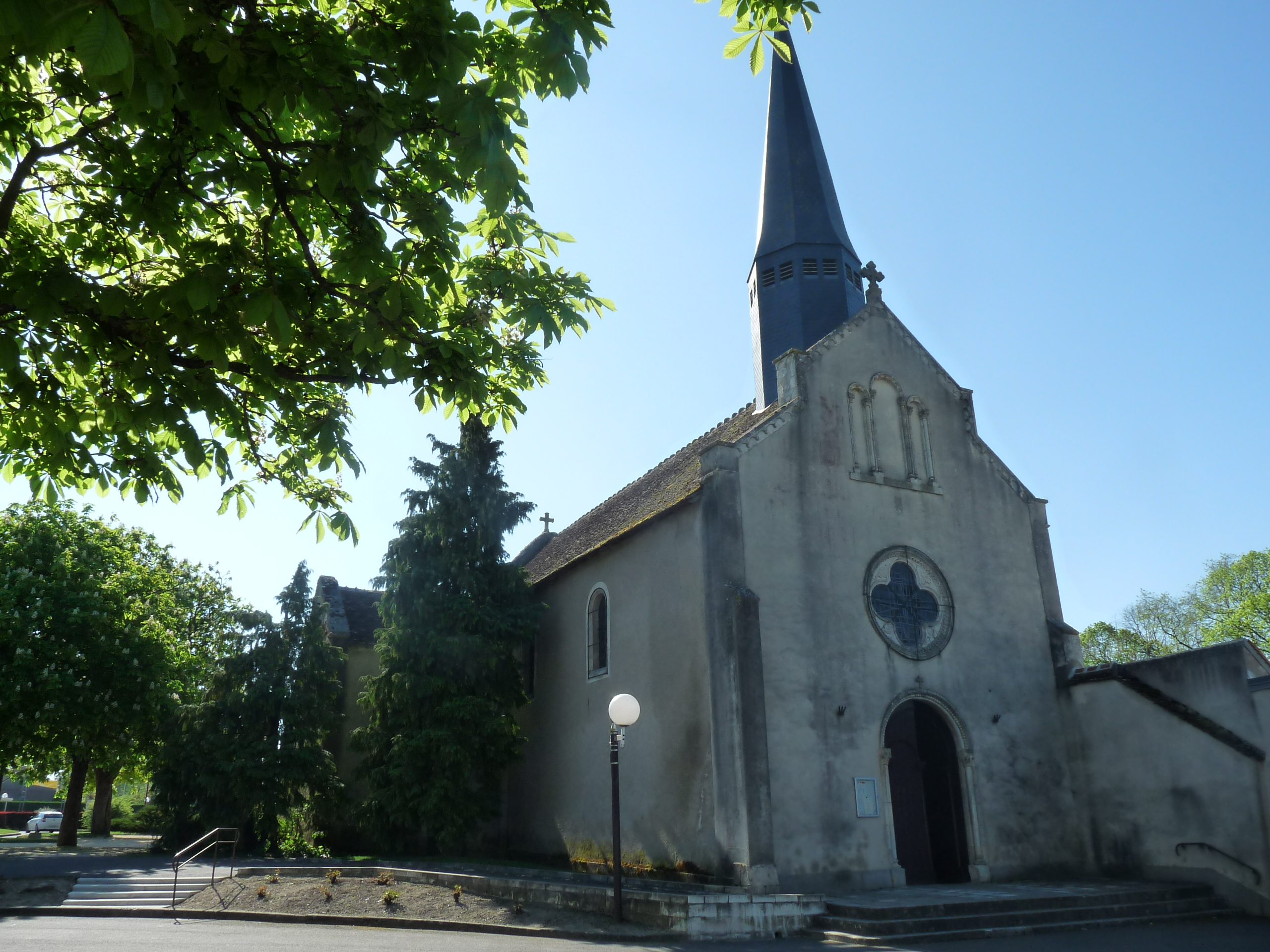 File eglise de saint doulchard jpg wikimedia commons - Meteo st doulchard ...