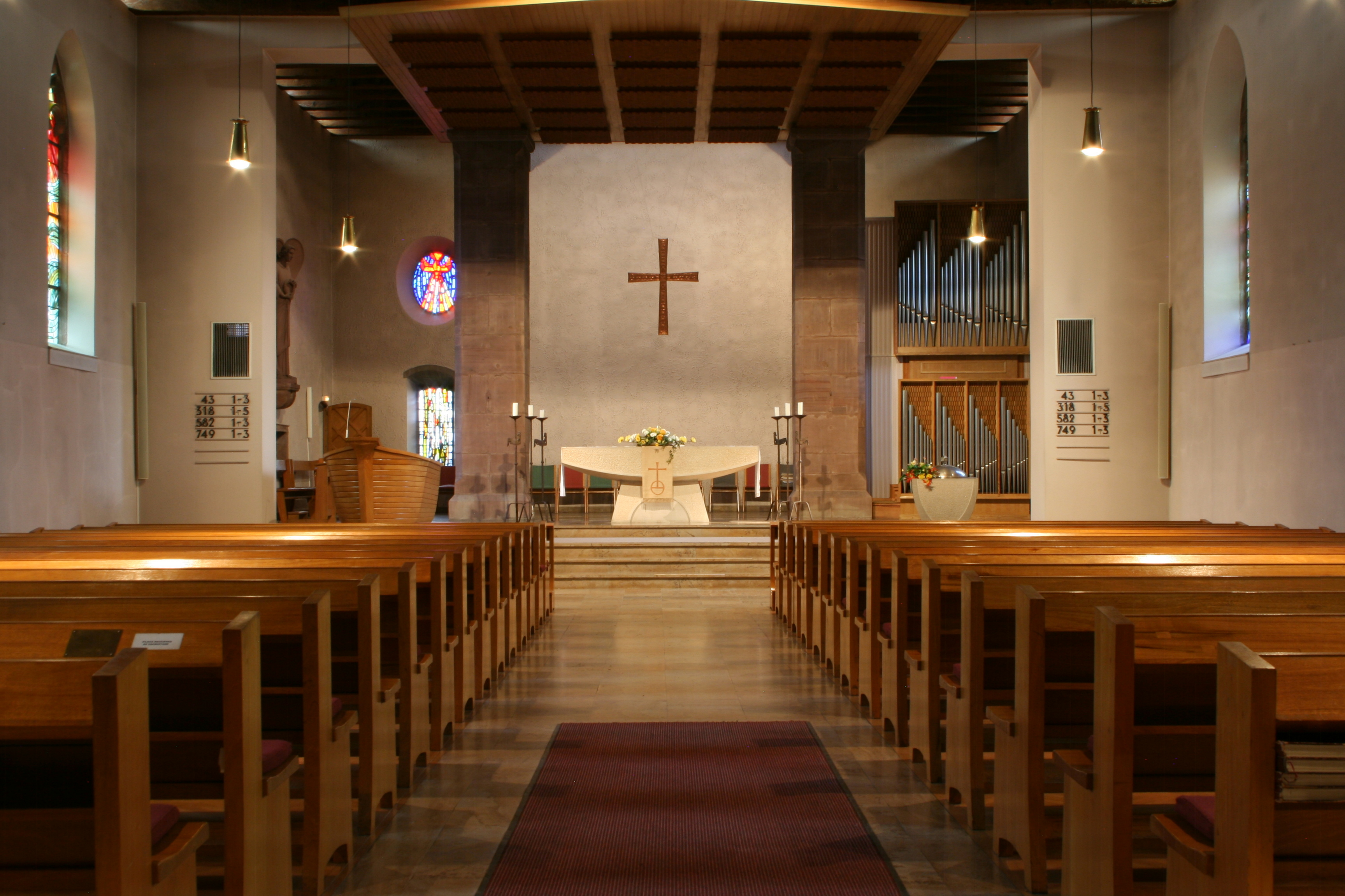 the lutheran church a protestant christian Largest churches among evangelical and conservative protestant denominations in the united states in 2010, by number of adherents largest evangelical and conserative protestant churches in the us.