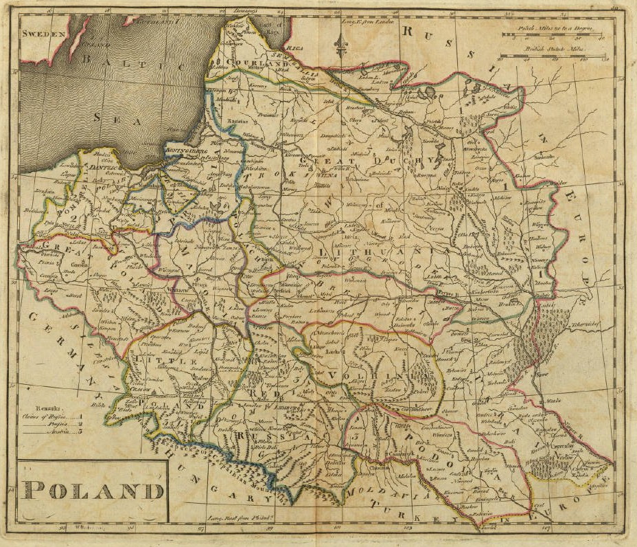 Map Of Poland 1880 File:English map of Poland XVIII century.png   Wikimedia Commons