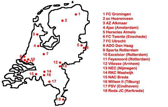 external image Eredivisie_Clubs_Kaart.jpg