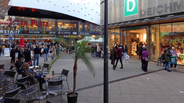 германия город эссен фото