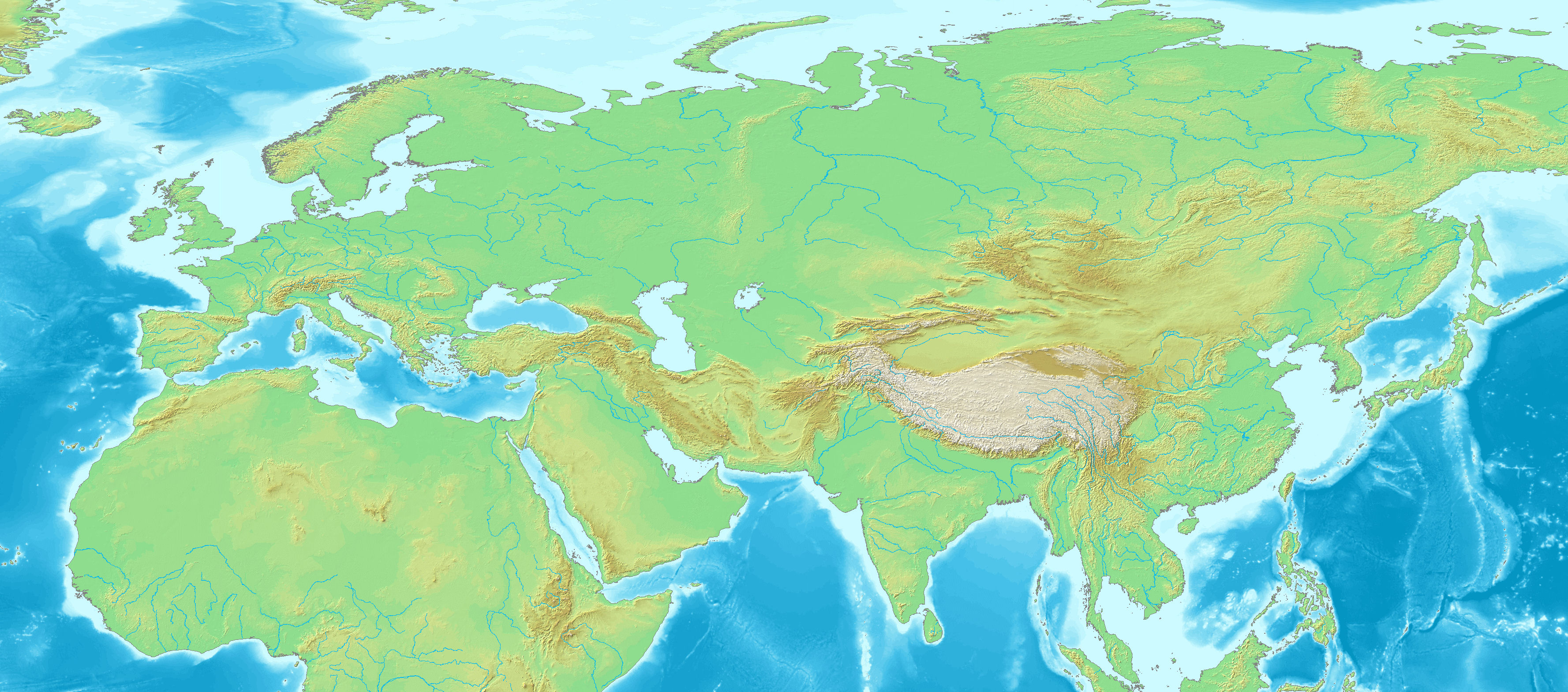 Ancient Mesopotamia Geography amp Maps  Mesopotamia for Kids