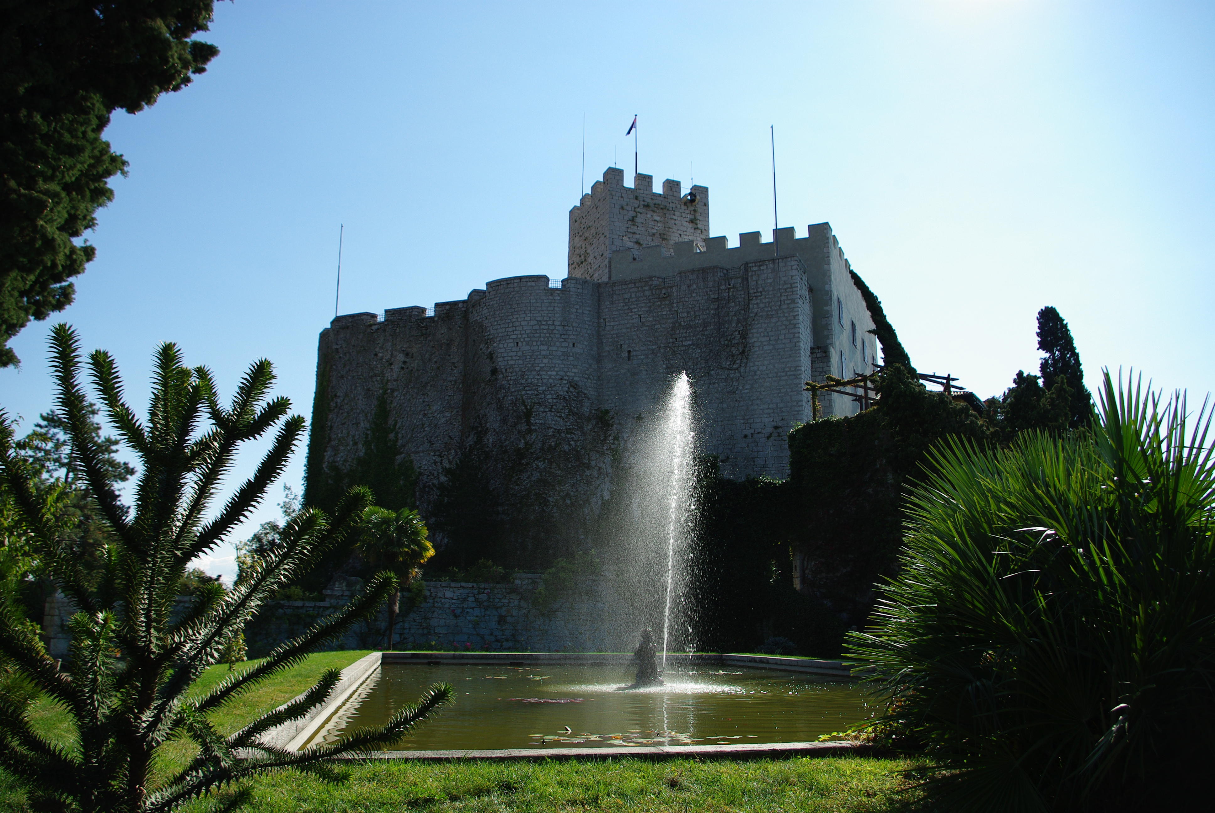 Trieste Castle Duino Duino Castle