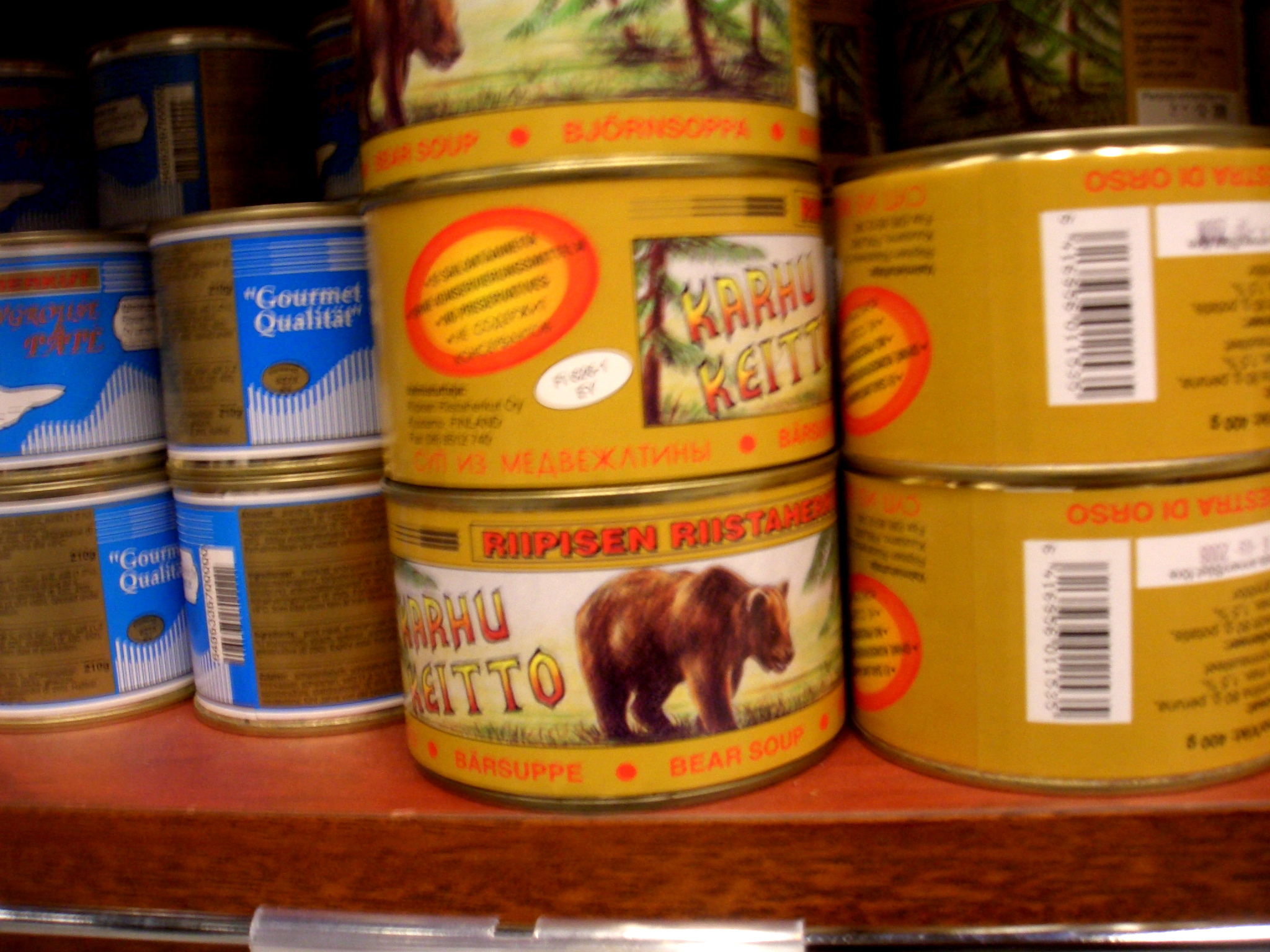 What Is Canned Dog Food Made Out Of